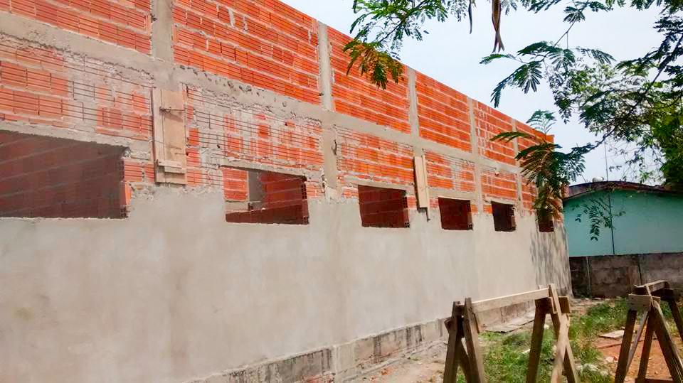Ampliação UBS Olho D' Água – Santo Antônio do Leverger
